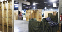 Airsoft Tulsa Indoor Field