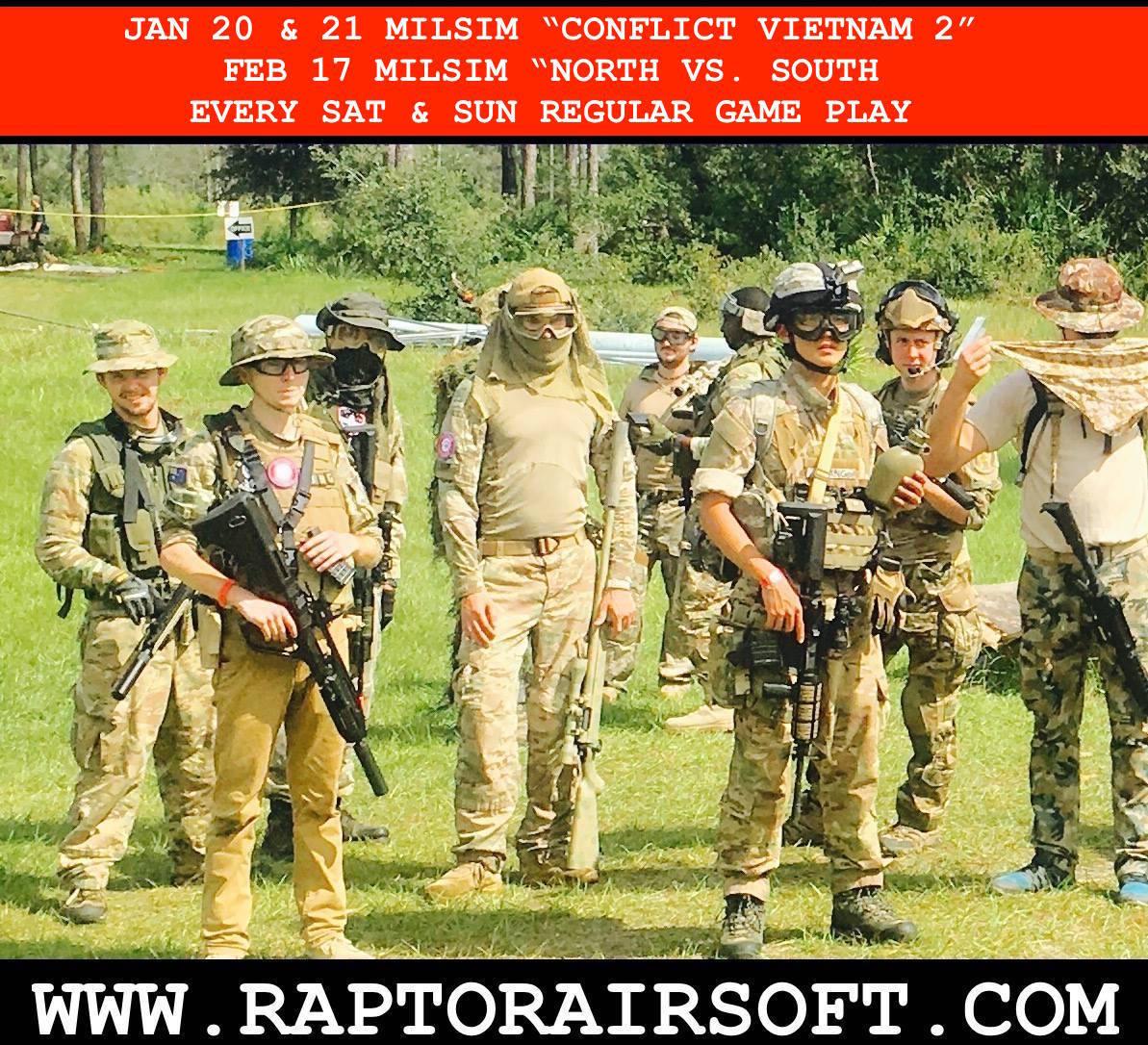 Raptor Airsoft