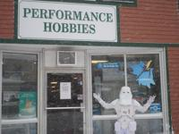 Performance Hobbies