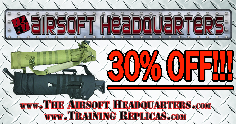 30% OFF Rifle and Shotgun Scabbards