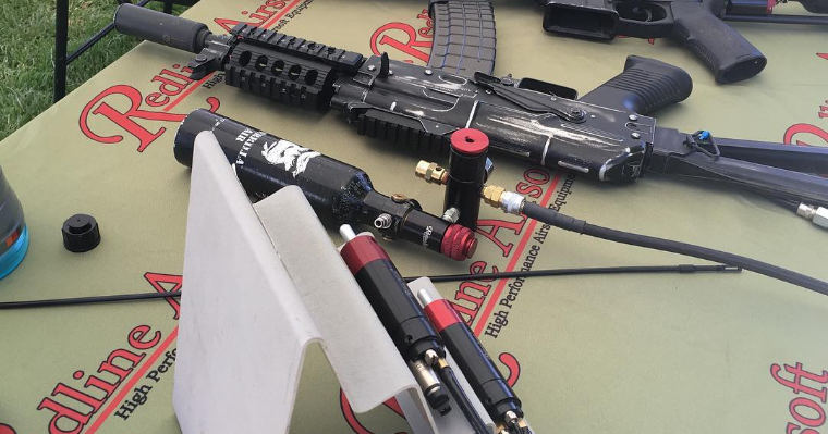 Redline Airsoft SFR (Super Fast Refresh)