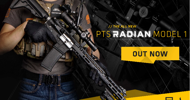 The PTS Radian Model 1 GBBR Has Arrived!