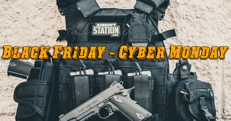 Airsoft Station | Black Friday 2019