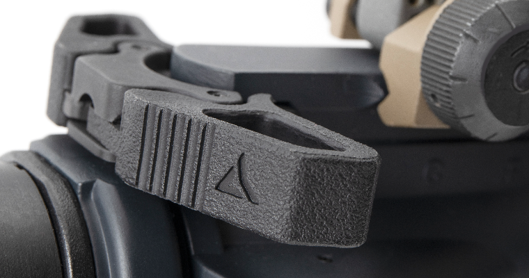 The New PTS Radian Raptor-LT Ambidextrous Charging Handle is Amazing