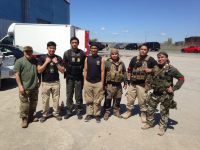 Civilian Tactical Airsoft Squad