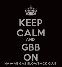 Hawaii Gas BLowback Club