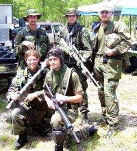 Scorched Earth Mercenaries (S.E.M.)