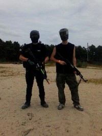 Mass CQB and Outdoor Airsoft