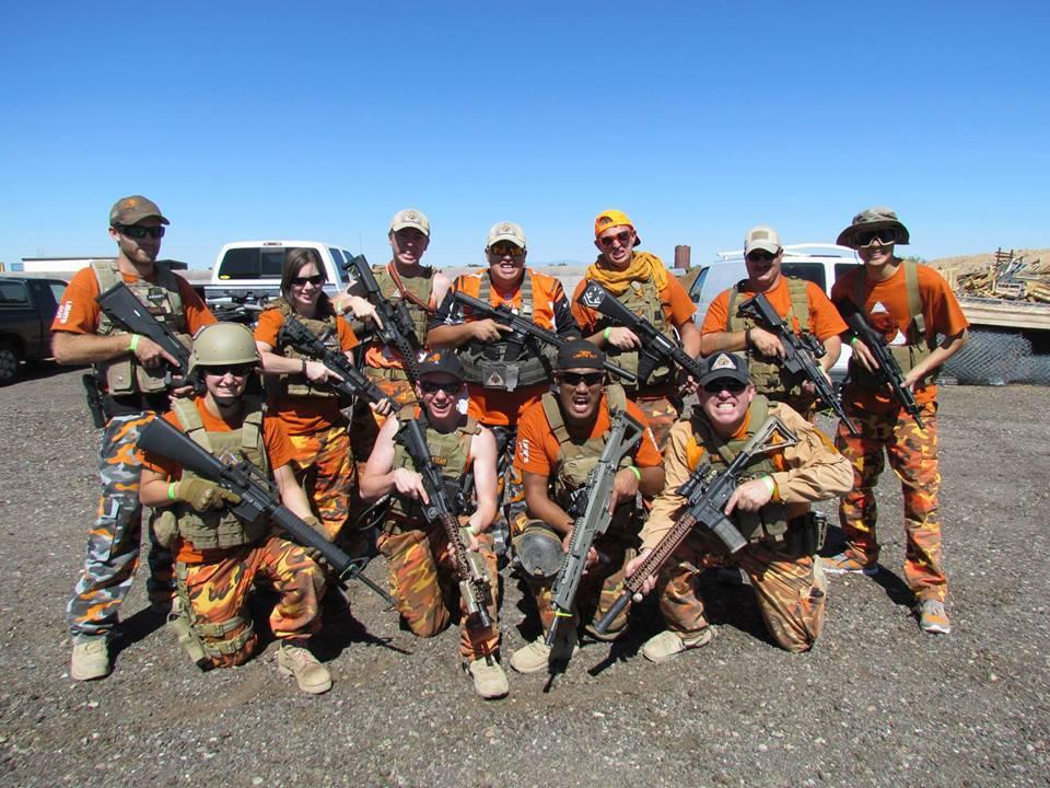 Professional Airsoft Teams