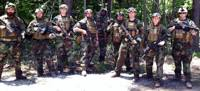 Dark Shadows Special Operations Capable Airsoft Team