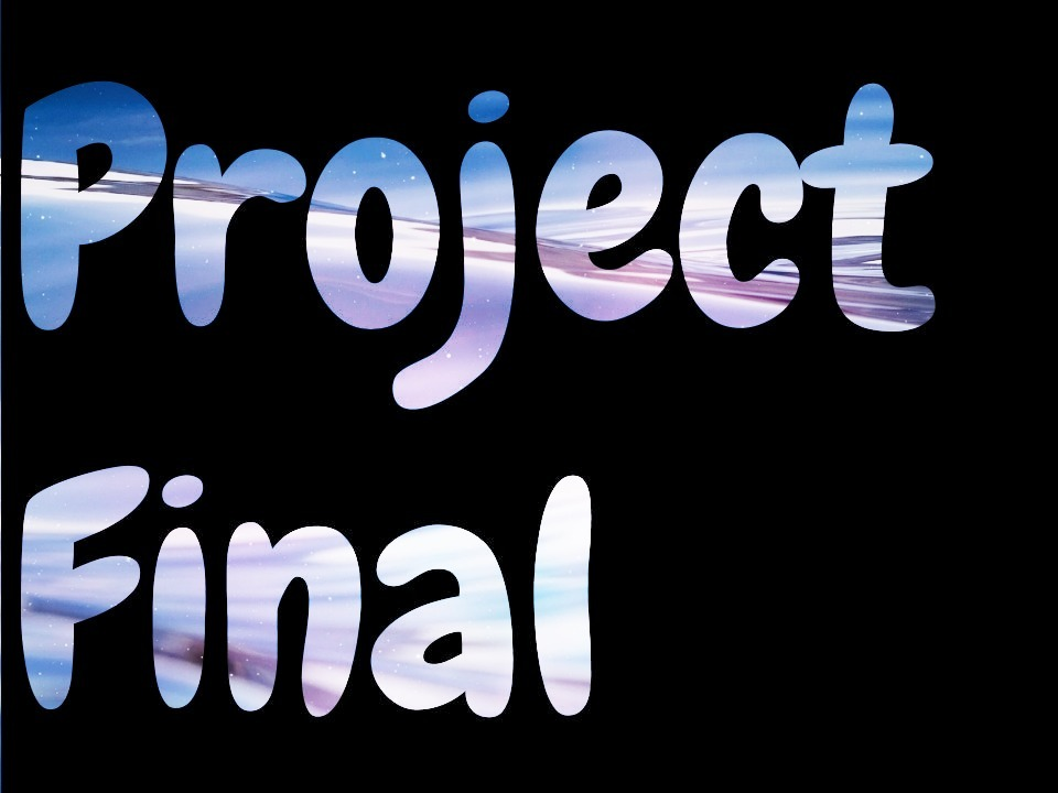 PROJ587 Week 8 Final Exam 1